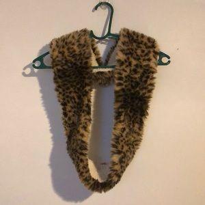 Furry Winter Scarf